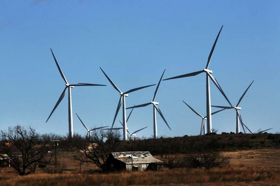 The fastest growing job in Texas is wind turbine technician, data
