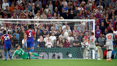Liverpool bewahrt gegen Crystal Palace Weiße Weste