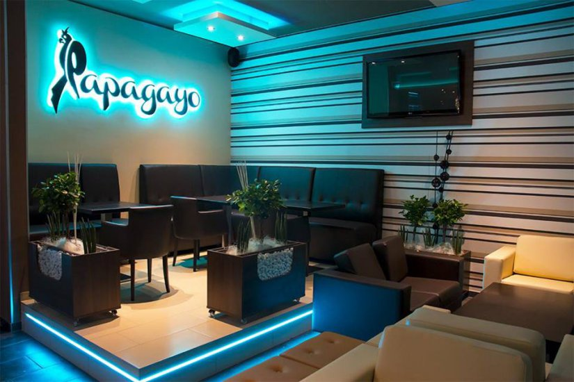 Outdoor Lounge Papagayo Lounge Bar | Cafés | Maribor