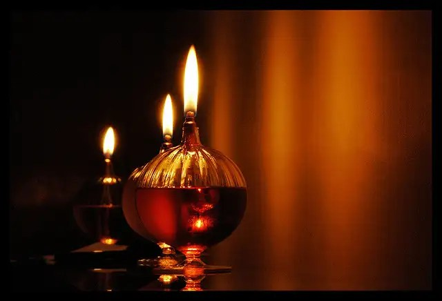 The Significance of Lighting Oil Lamps