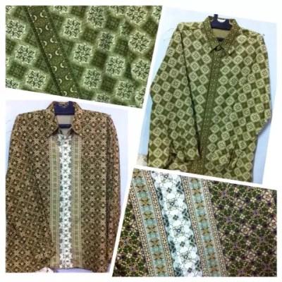 Batik Merk Batik Putri Motif Detail Liat