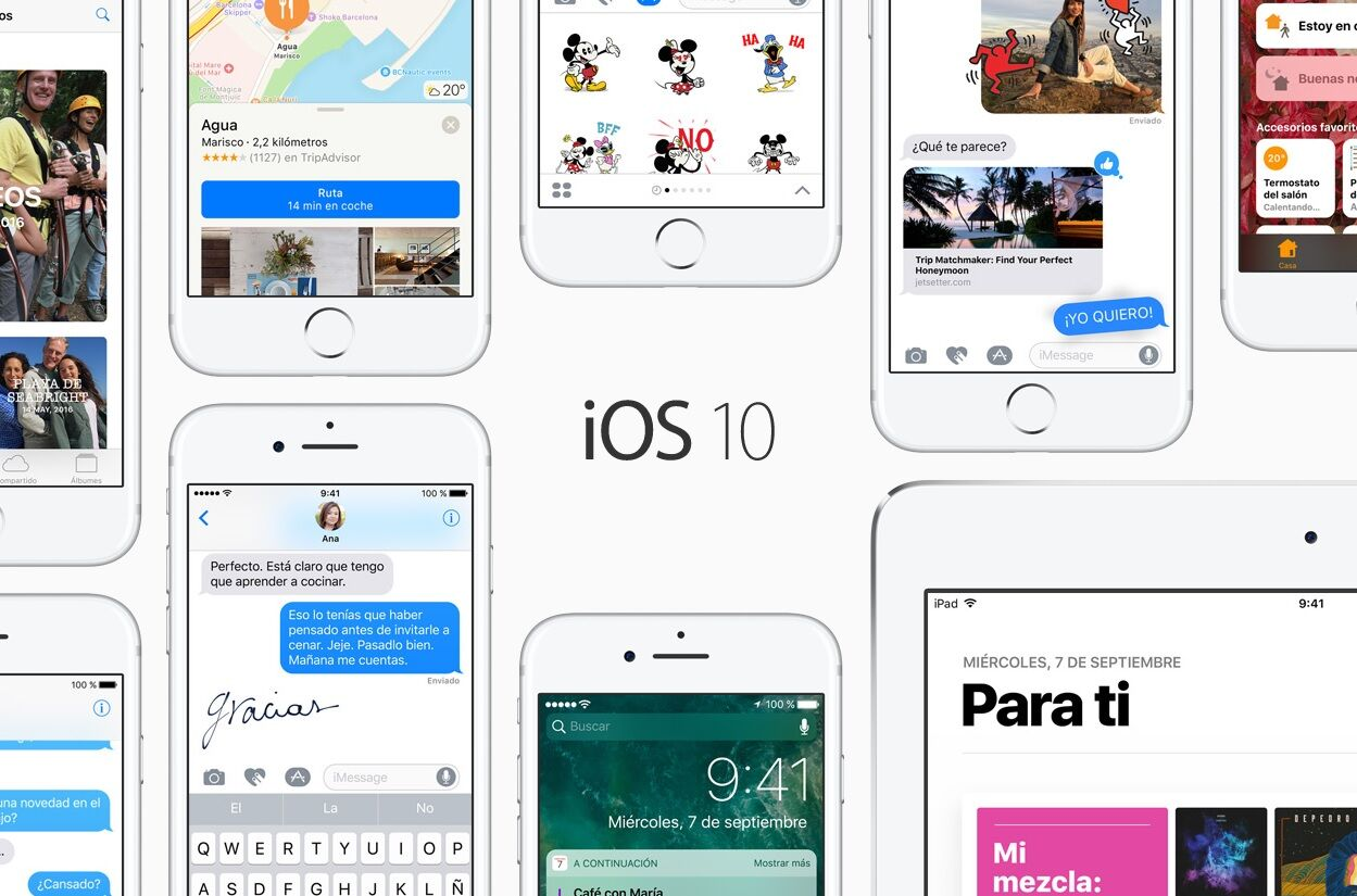 Como Saber Si Mi Iphone Es Libre Deberías Actualizar Tu Iphone O Ipad A Ios 10 Libertad Digital