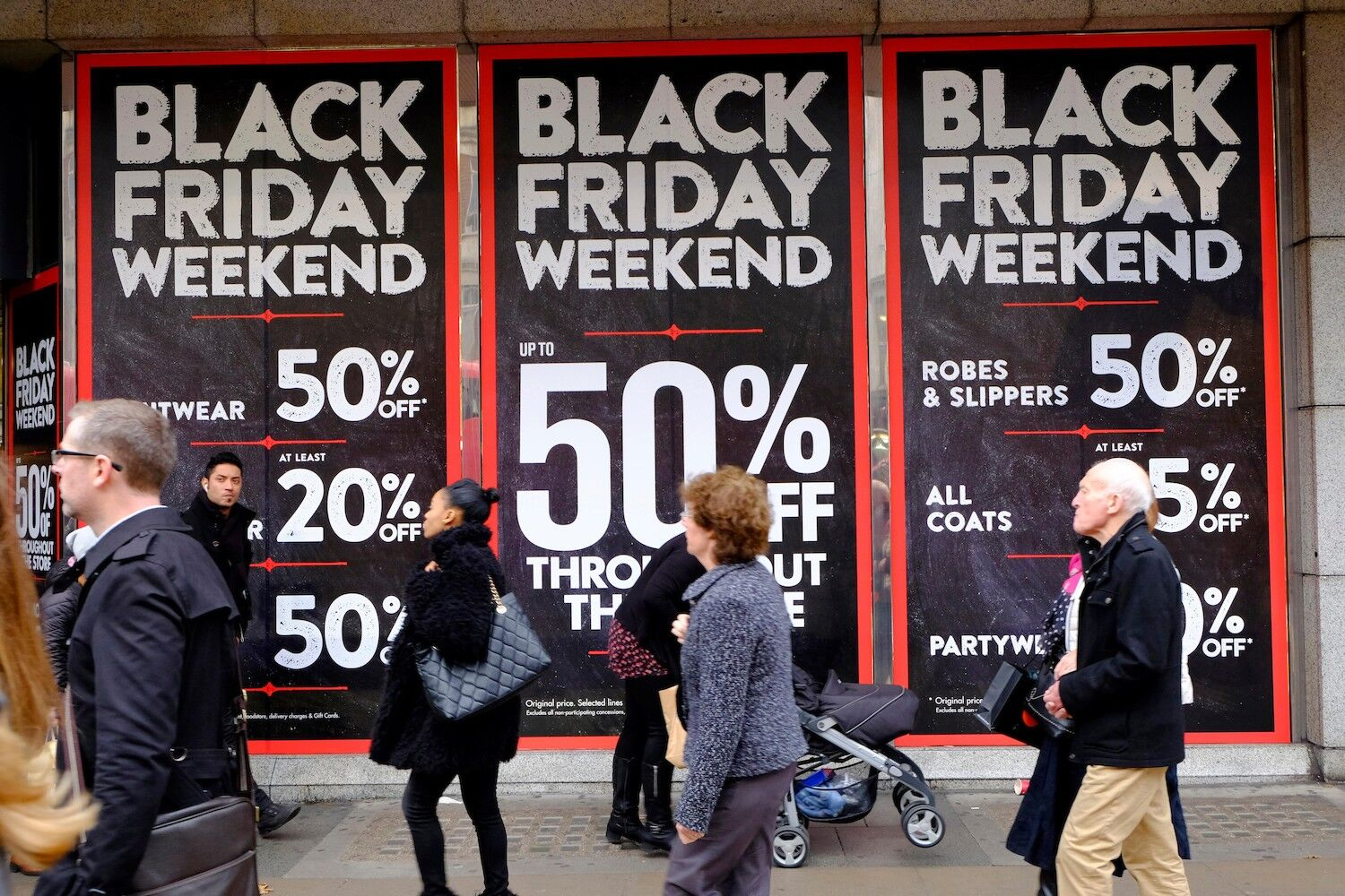 Black Freday De Dónde Viene Realmente El Black Friday Libre Mercado