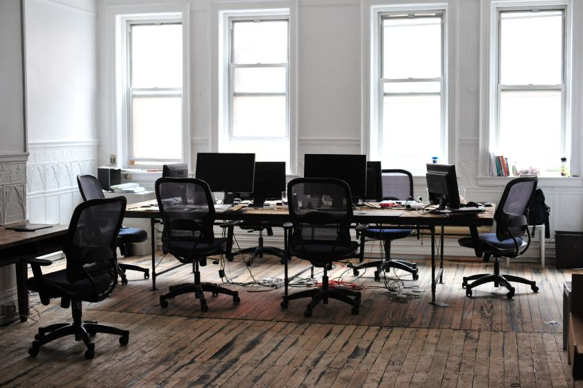 Kickstarter offices
