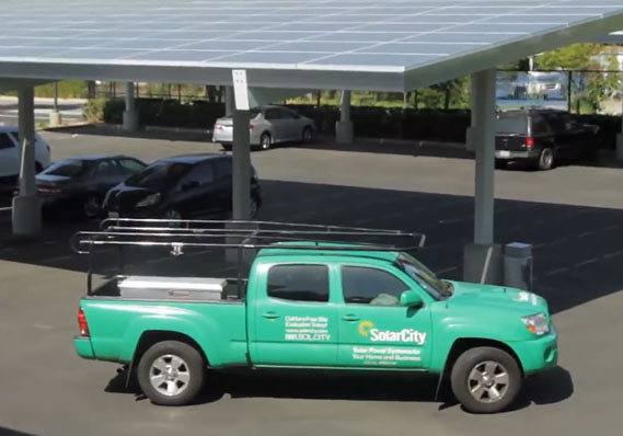 SolarCity improves commercial-solar offerings - MarketWatch