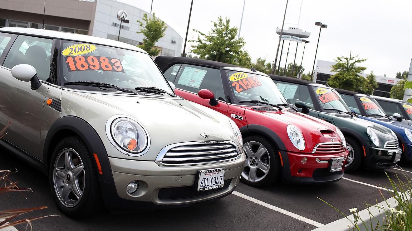 Cars Price Used Car Prices Hit A Record High But That S Good News For Some