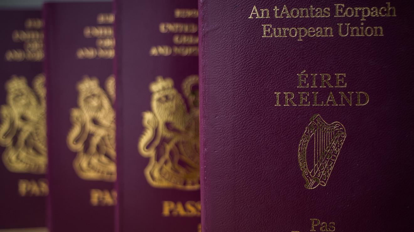 Record Number Of British Citizens Seek Irish Passports As