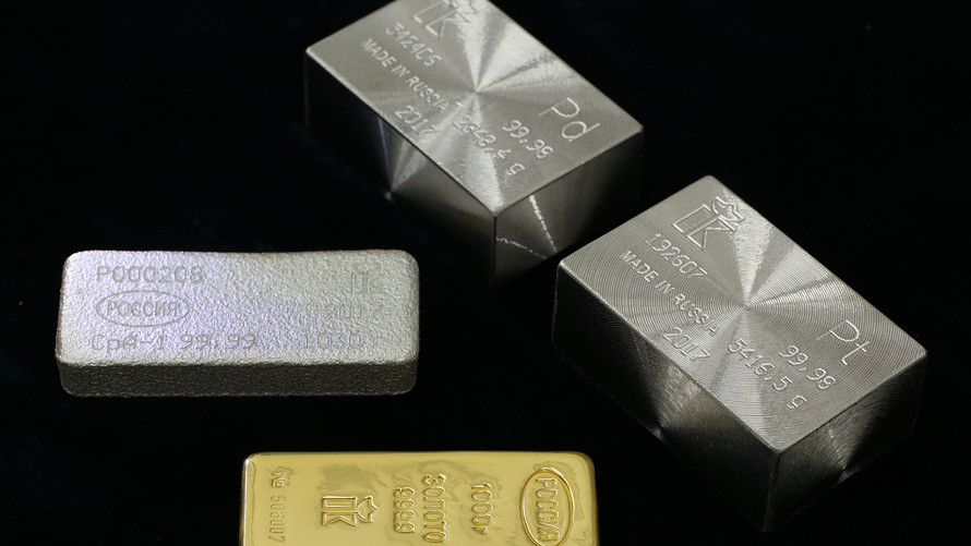 How platinum is starting to shine for bargain hunters - MarketWatch