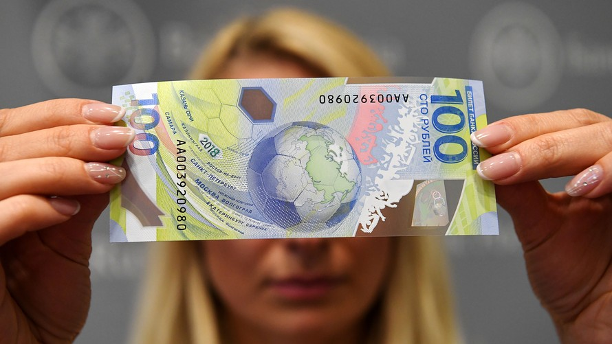 Russian ruble drops to 2-year low as further sanctions spell trouble