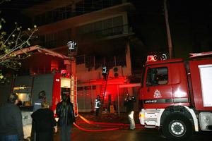 Ηλικιωμένη κάηκε στο σπίτι της στα Χανιά