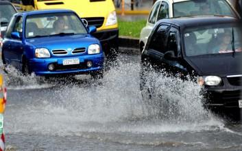 «Έβρεξε» προβλήματα στη Θεσσαλονίκη