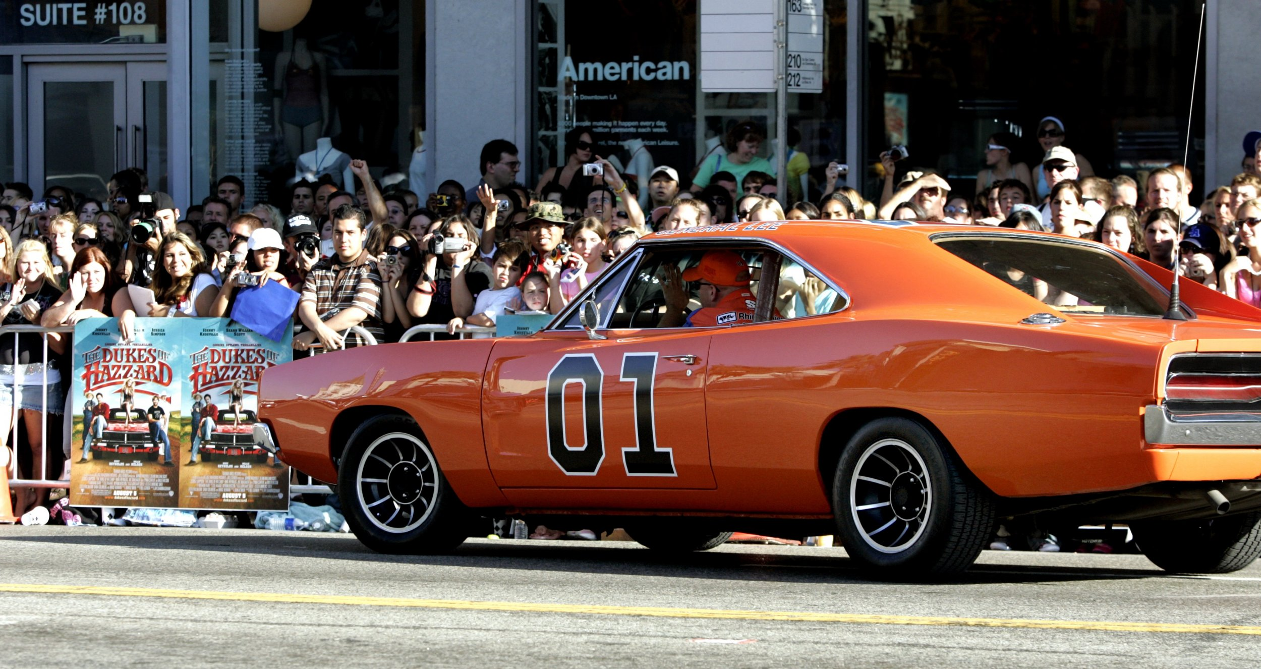 Wallpaper American Muscle Car Bubba Watson Will Paint Over Confederate Flag On The