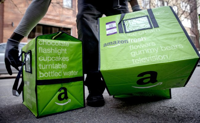 Can Amazon Dominate The Grocery Delivery Business