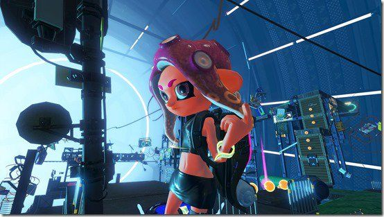 Cut Boy And Girl Wallpaper Splatoon 2 Octo Expansion Story Details Revealed On Twitter