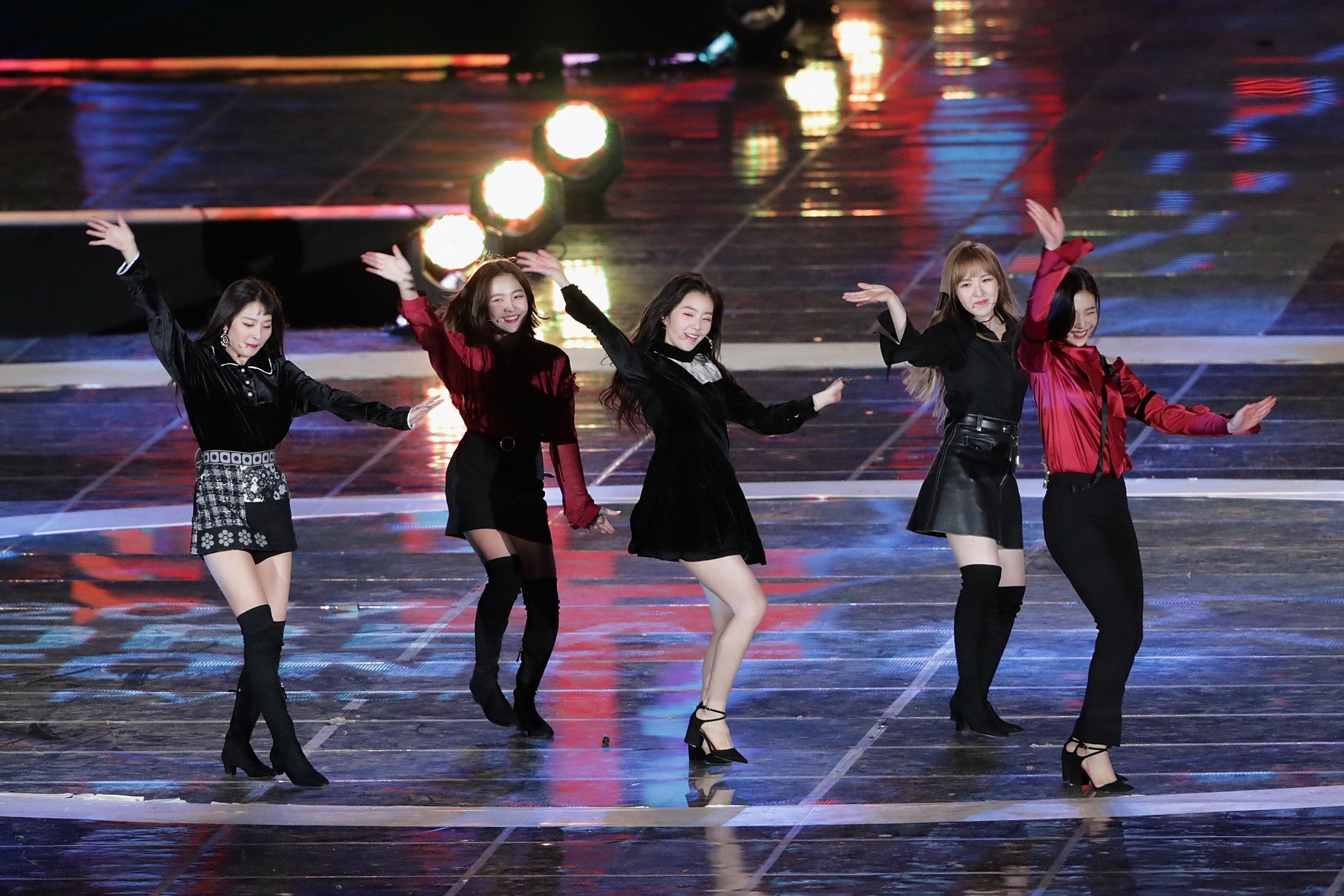 who is red velvet north korea gets taste of k