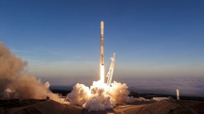 Watch Live Stream: SpaceX Falcon 9 Rocket Launches Resupply Mission to Space Station