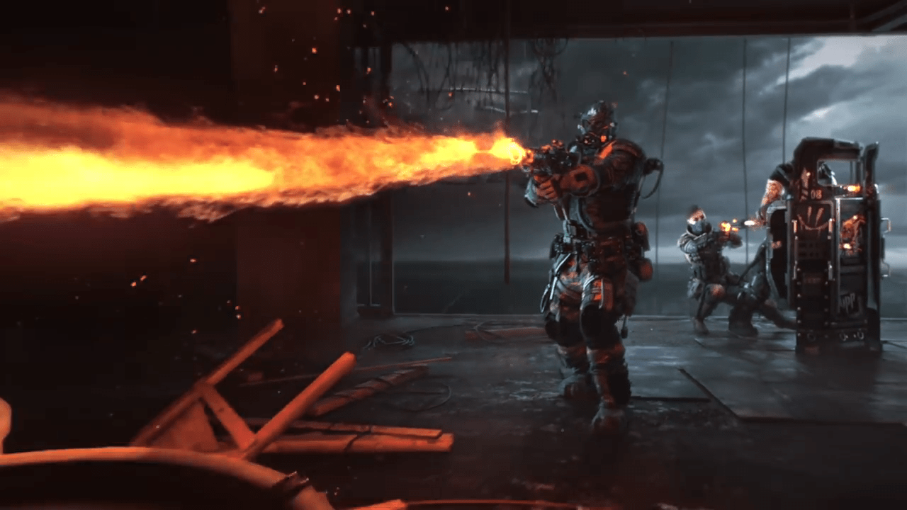 Black Ops Wallpaper Hd Call Of Duty Black Ops 4 Blackout 5 Big Facts Player