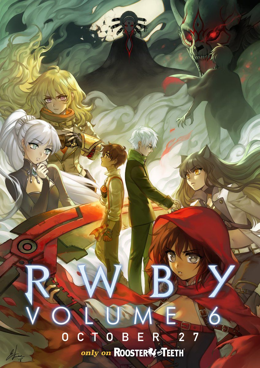 Fall In New York Wallpaper Rwby Volume 6 Nycc 2018 Panel Reveals New Details And