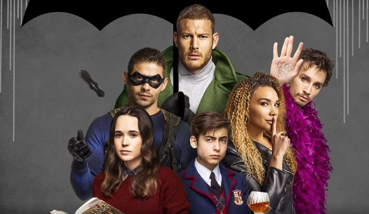 The Umbrella Academy\u0027 Netflix Release Time When Can You Stream New