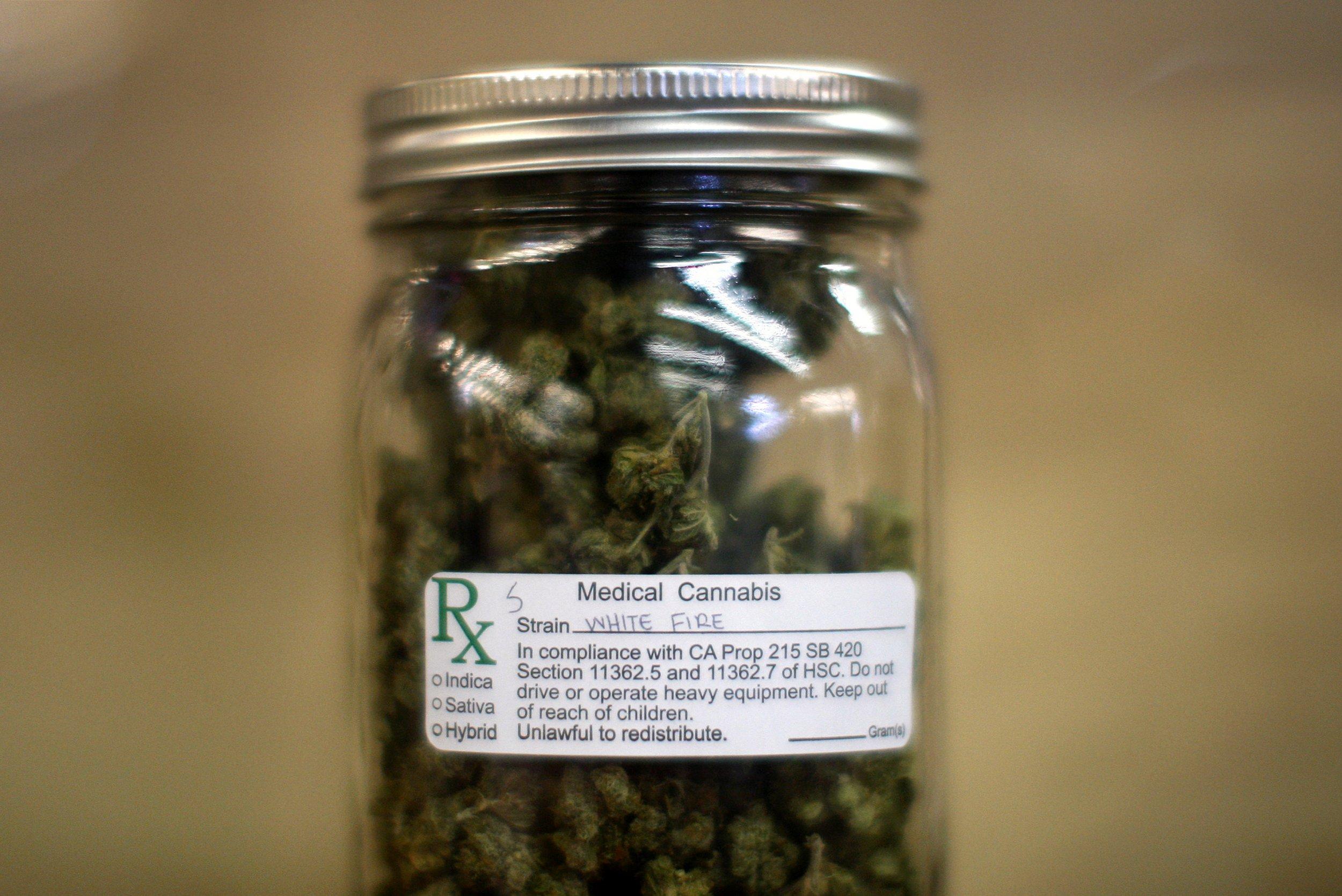 Marijuana legalization research paper xiii