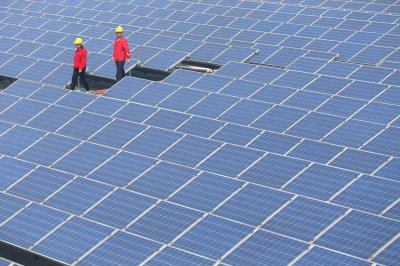 China Spending Billions to Become Worldwide Renewable Energy Leader