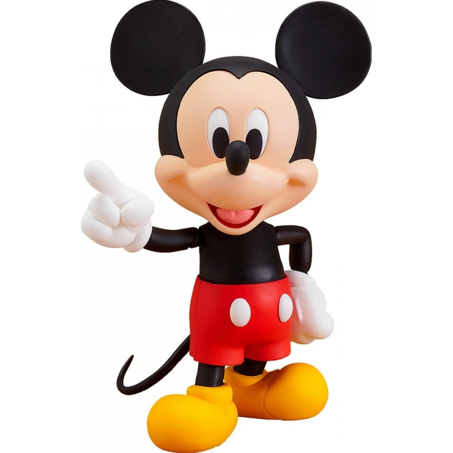 Disney Mickey Nendoroid No 100 Disney Mickey Mouse Re Run