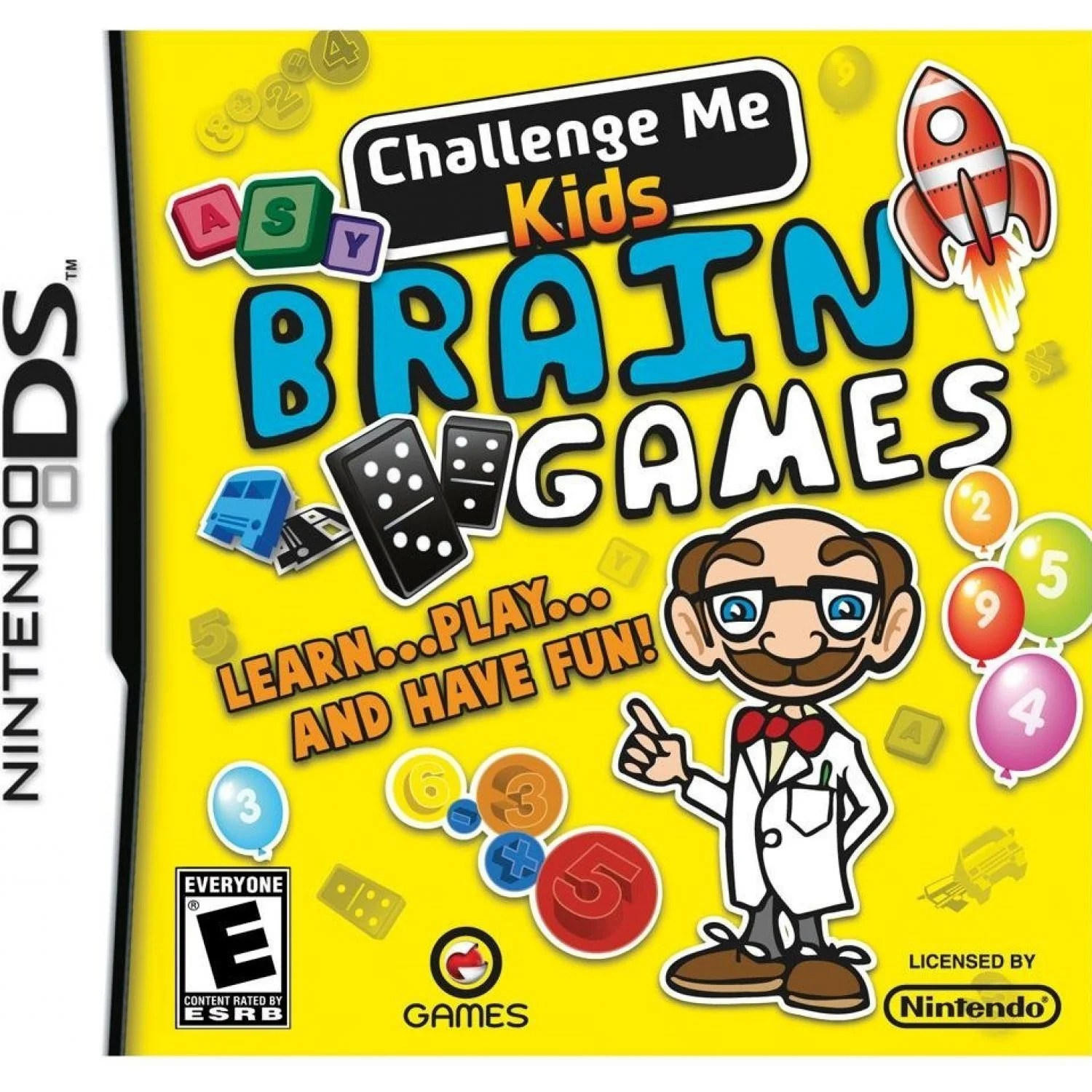 Brains Games Challenge Me Kids Brain Games