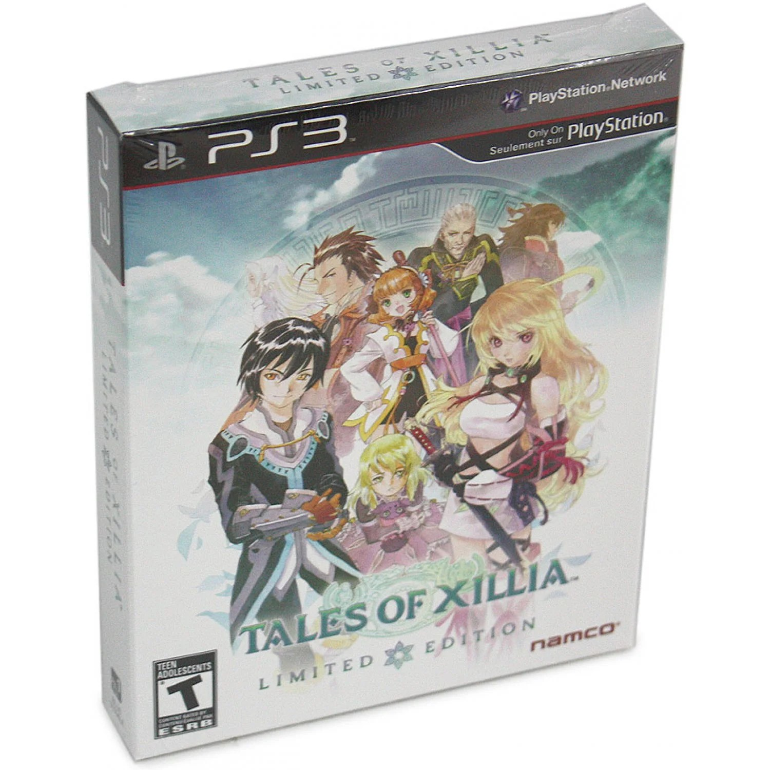 Edition For Ps3 Tales Of Xillia Limited Edition