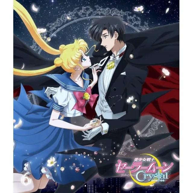 Tuxedo Wallpaper Hd Pretty Guardian Sailor Moon Crystal Vol 6