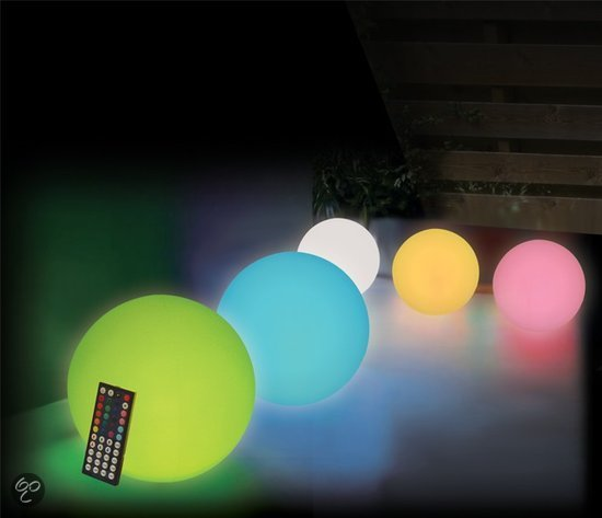 Led Bol Tuin Bol.com | Quintezz Dream Led Ball - Zwembadverlichting
