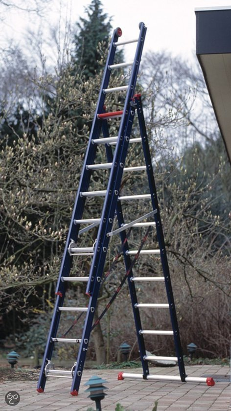 Altrex Ladder Bol.com | Altrex Multifunctionele Ladder Chr 3082