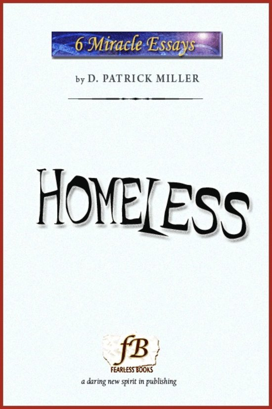 Essay on homeless by anna quindlen College paper Example - March