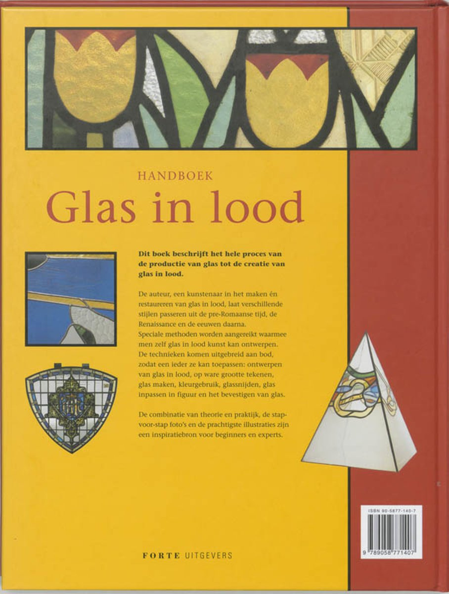 Glas In Lood Tweedehands Bol Handboek Glas In Lood P Valldeperez 9789058771407