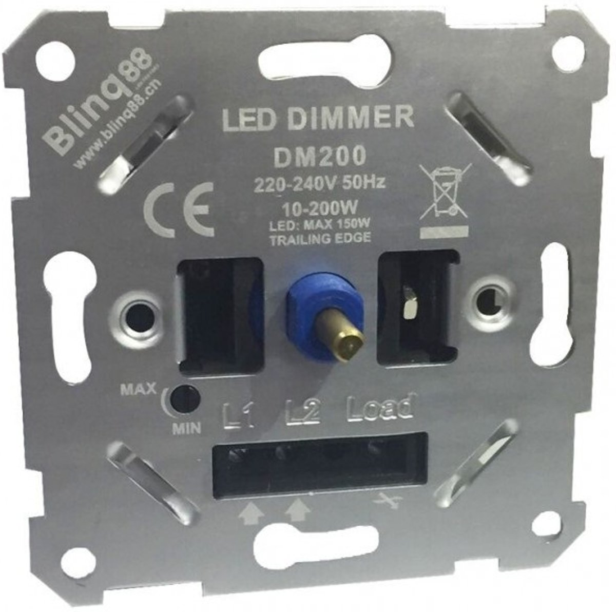 Led Dimmer Draadloos Universele Led Dimmer 10 150w