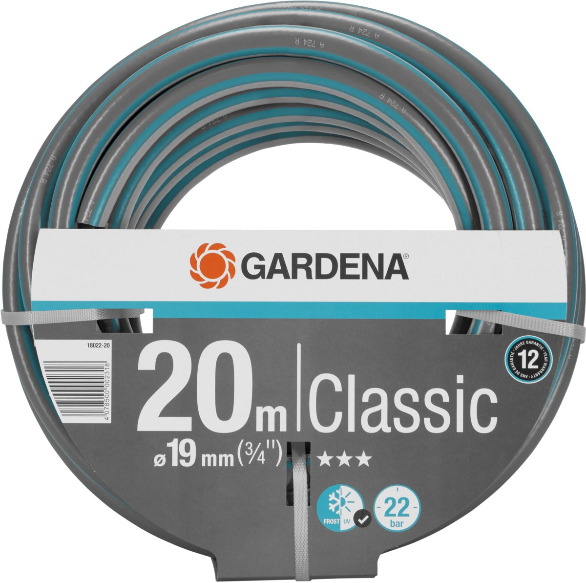 3 4 Duim Is Hoeveel Mm Gardena Tuinslang Classic 3 4 19mm 20m 18022