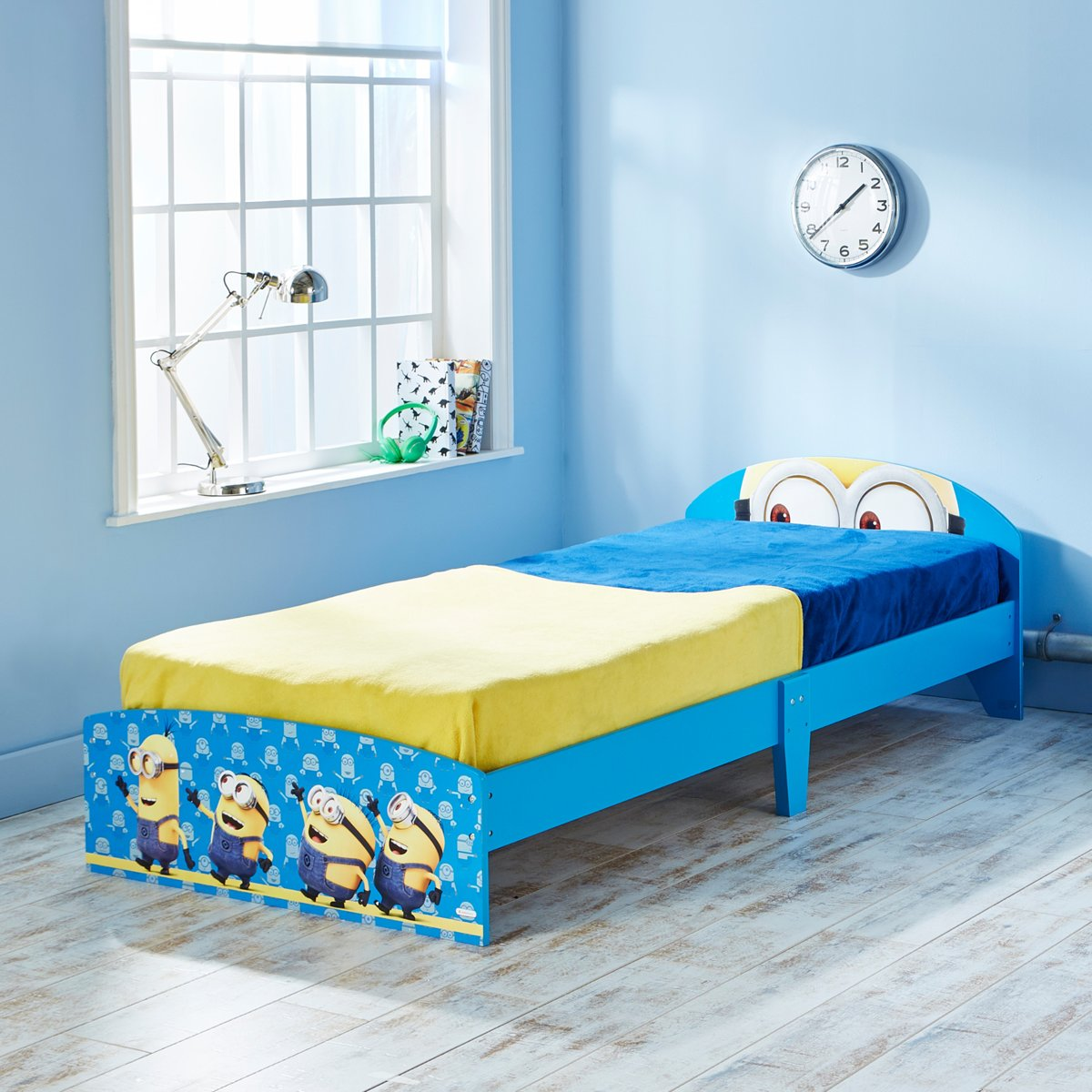1 Persoonsbed Jongen Bol Minions Bed 1 Persoons