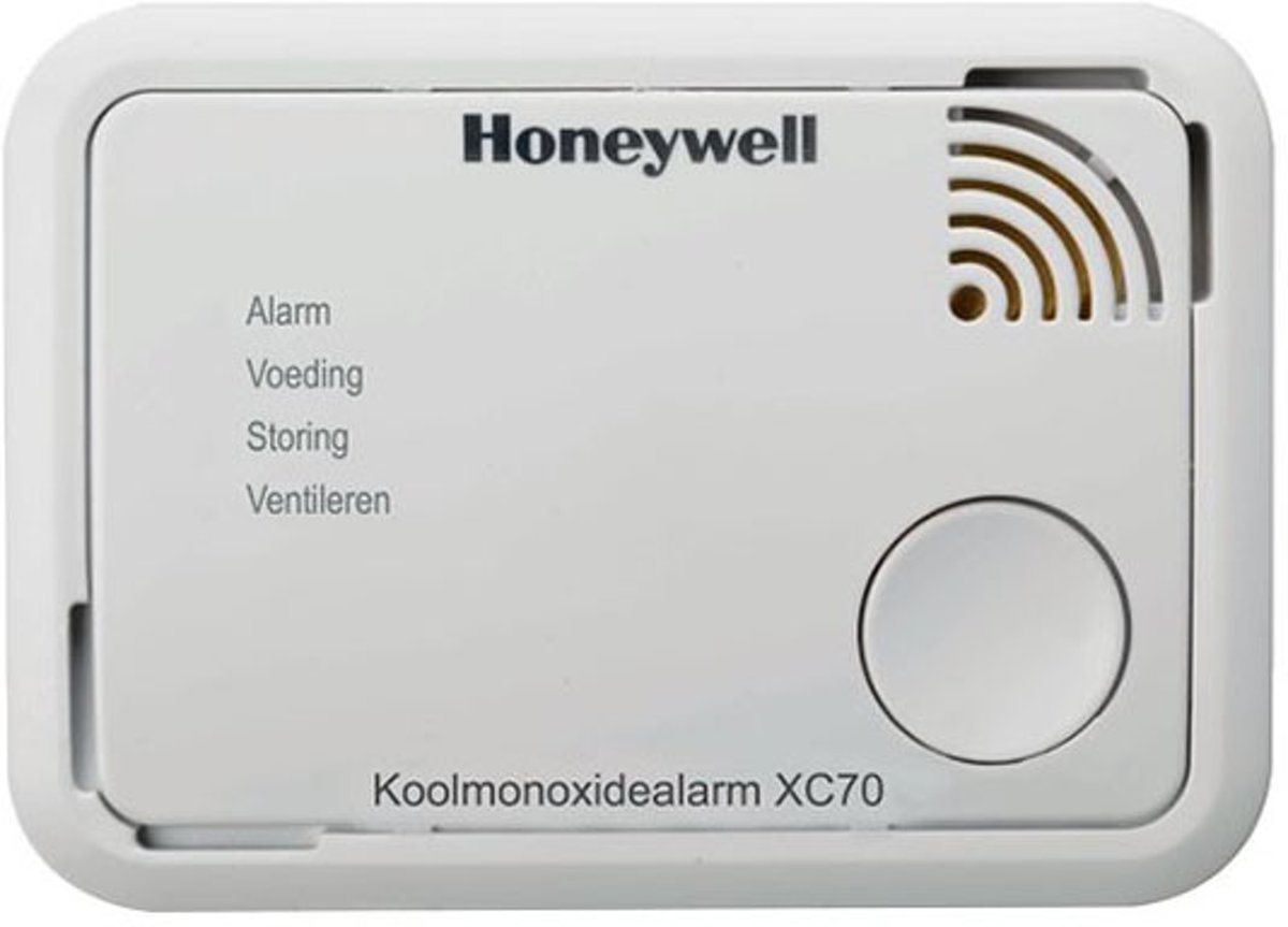 Koolmonoxidemelder Kopen Honeywell Xc70 Koolmonoxidemelder