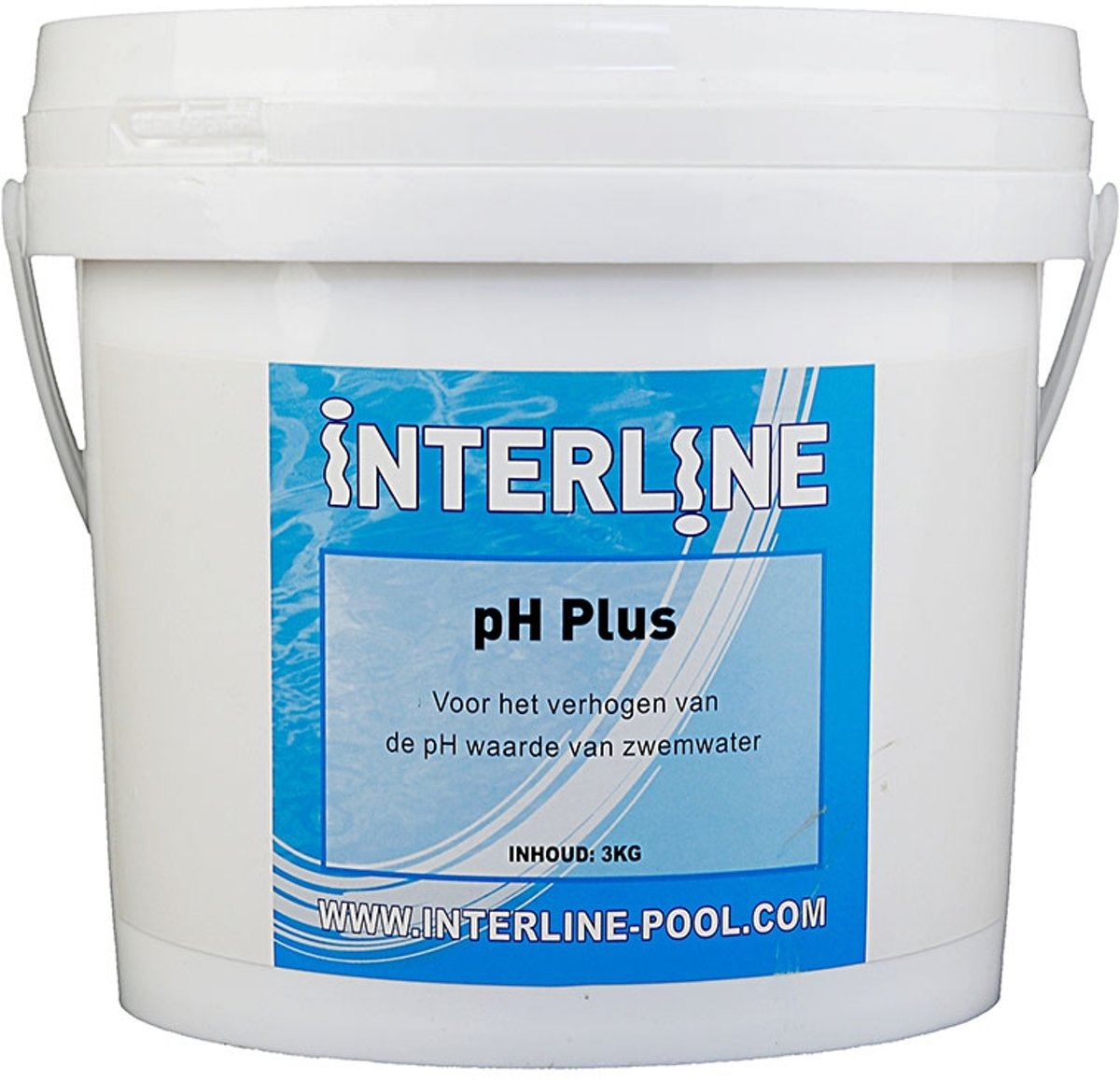 Ph 8.2 Zwembad Interline Zwembad Interline Ph Plus 3 Kg