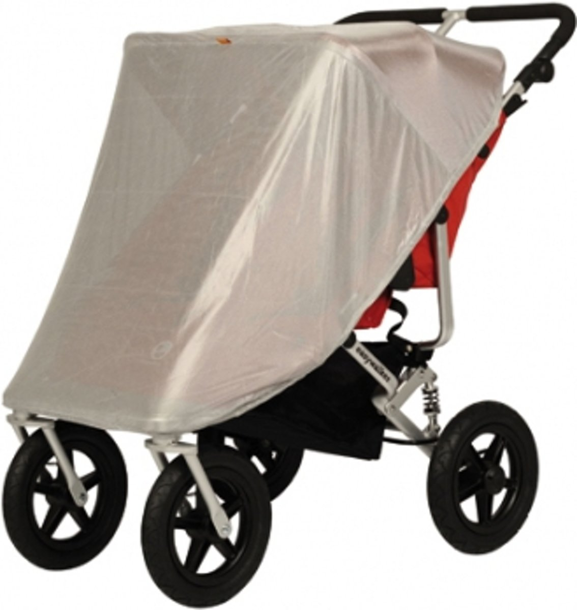 Kinderwagen Easywalker Duo Bol Easywalker Duo Base Plus Kersenrood