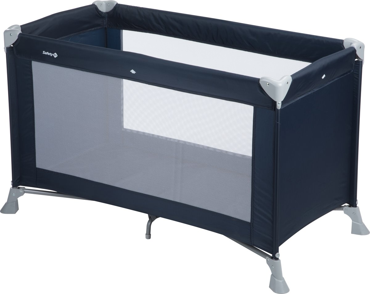 Afmeting Campingbedje Safety 1st Soft Dreams Campingbedje Navy Blue