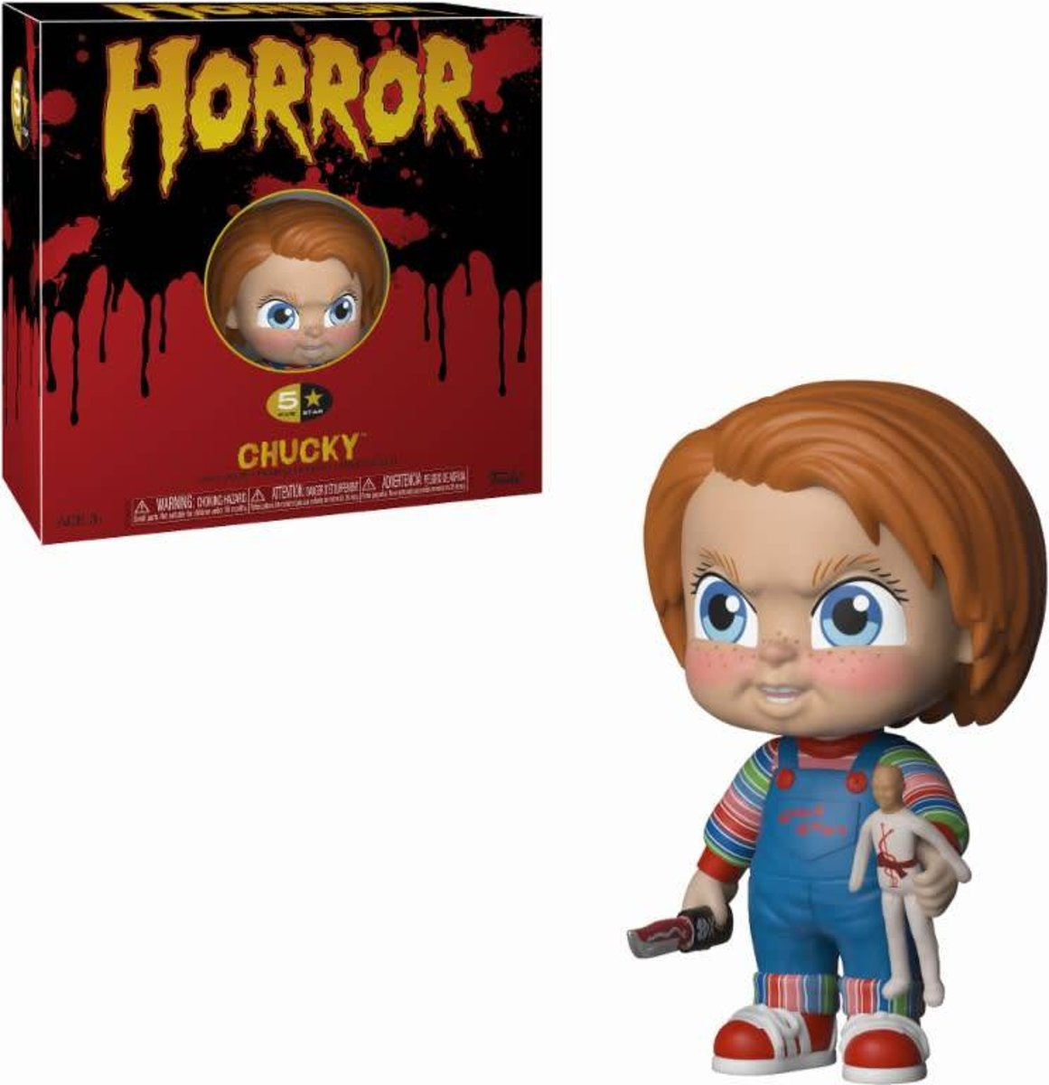 Horror Woonkamer 5 Star Horror Chucky