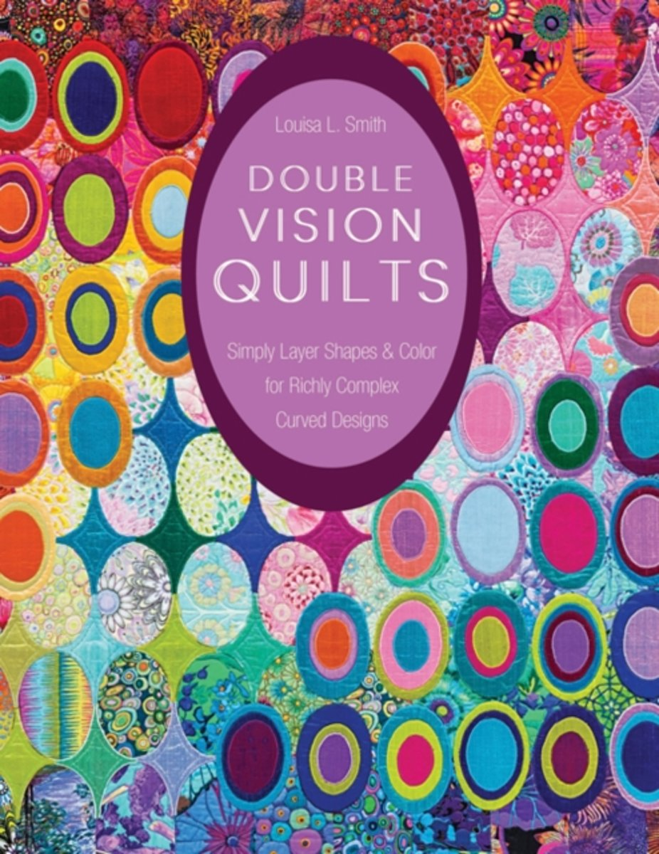 Moderne Quilts Bol Double Vision Quilts Louisa L Smith 9781617451232