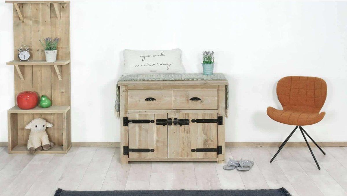 Dressoir Wit Landelijk : Landelijke meubels wit met hout meubels landelijke stijl belgie