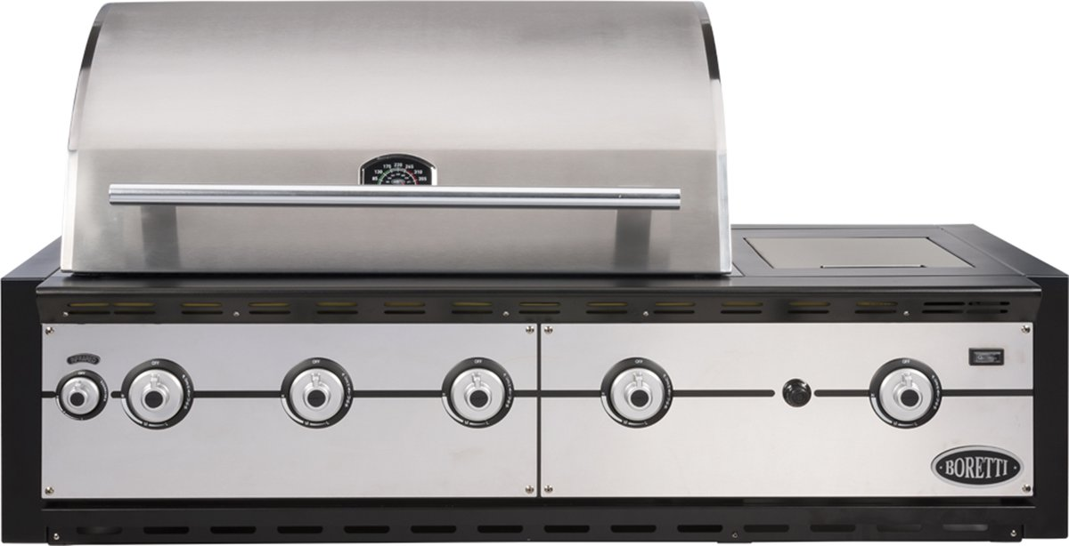 Boretti Robusto Review Ligorio Top Gas Inbouwbarbecue