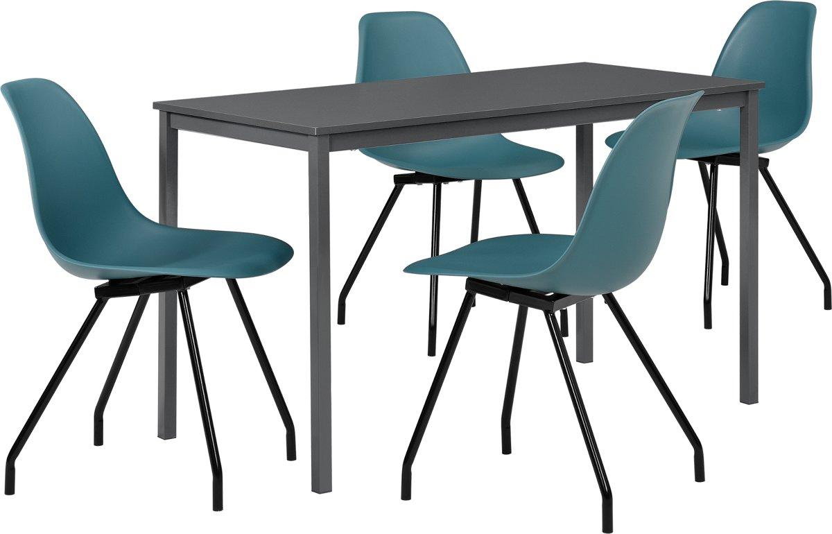 Tafelsets eetkamersets eettafel en stoelen sets keukentafelsets