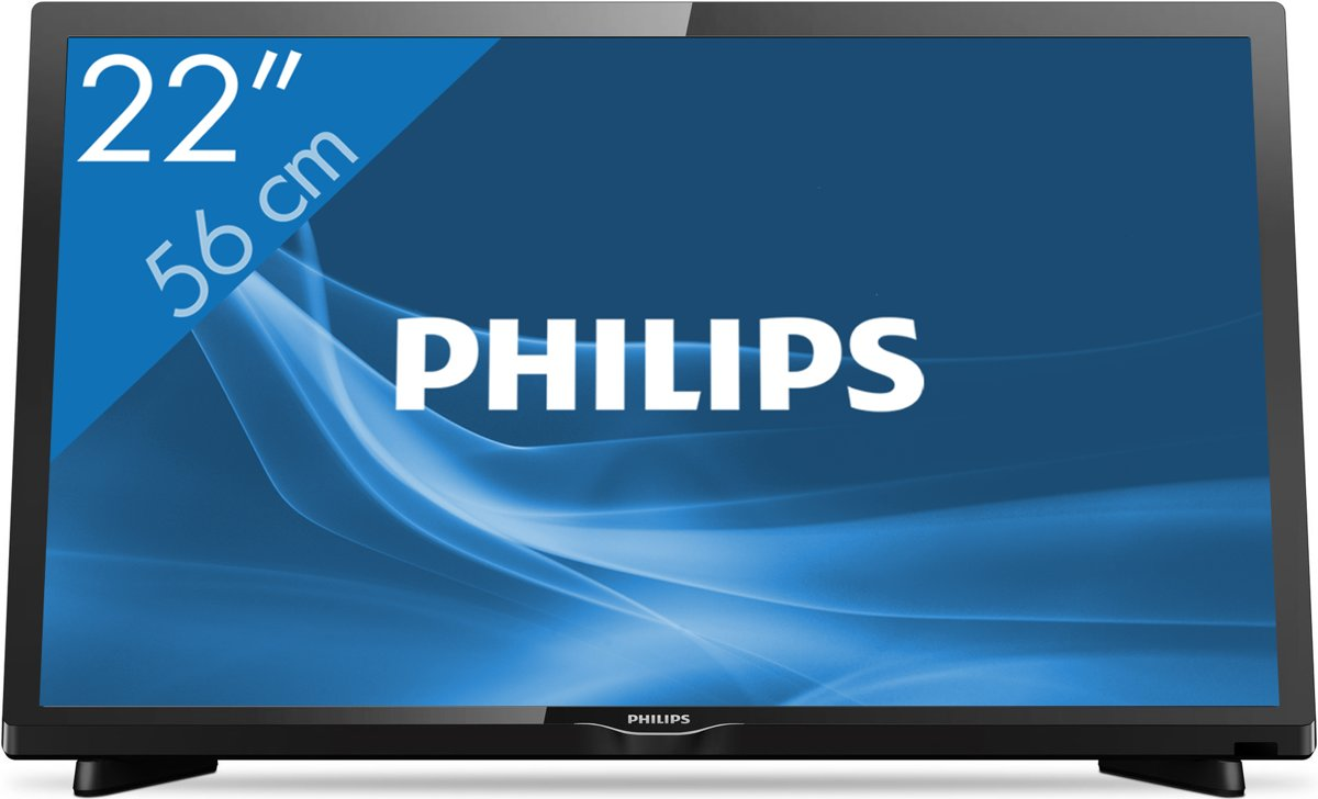 Kijkhoek Tv Slaapkamer Philips 22pfs4232 Full Hd Tv