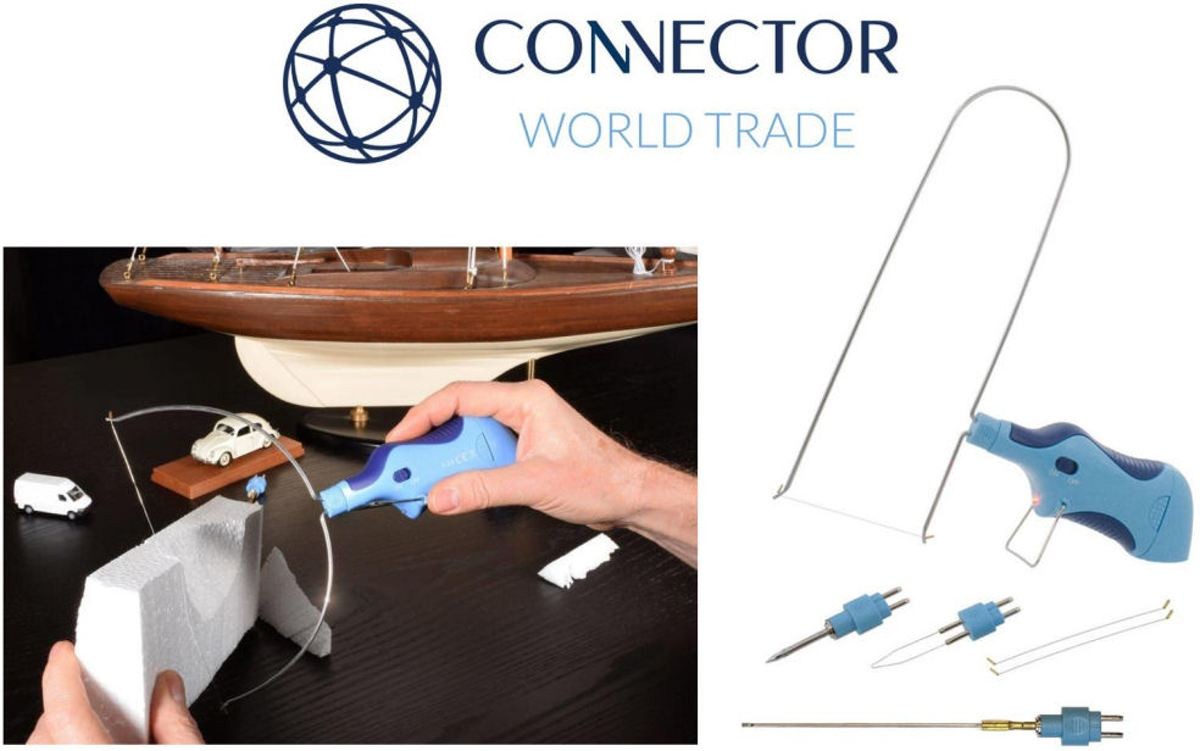 Piepschuim Snijden Met Mes Piepschuimsnijder Multi Tool 10 In 1 Cwt Connector World Trade