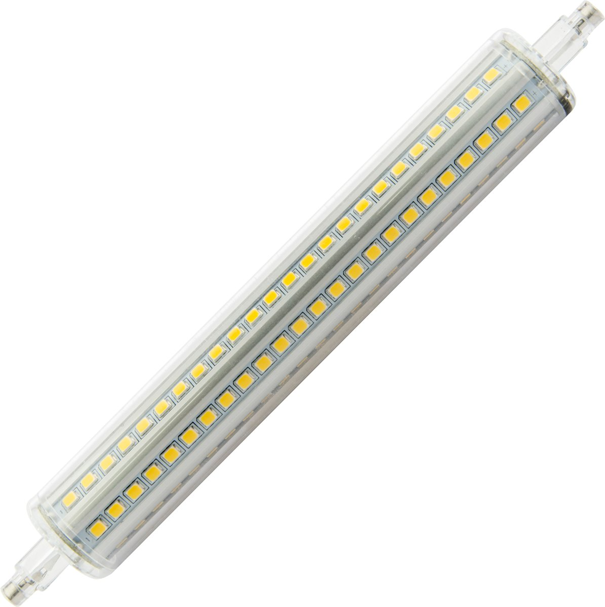 R7s Led Dimbaar Philips Groenovatie Led Lamp R7s Fitting 15w 25x190 Mm 360º Dimbaar Warm Wit