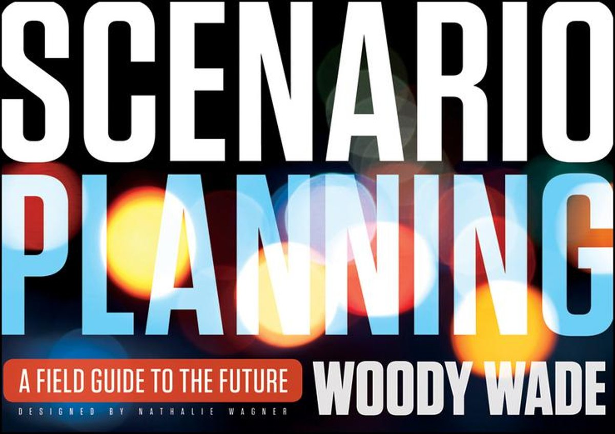 Woody Holzhaus Bol Scenario Planning Ebook Woody Wade 9781118237410