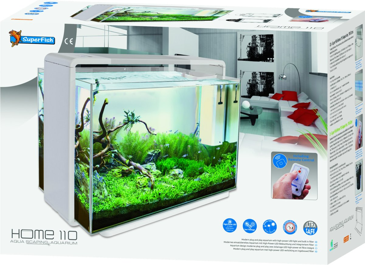 Aquatlantis Easy Led Verlichting Led Verlichting Aquarium Superfish Beautiful Show Je Aquarium
